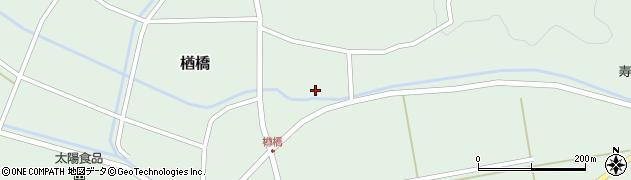 山形県酒田市楢橋大柳82周辺の地図