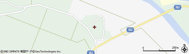 山形県酒田市上北目谷地田16周辺の地図