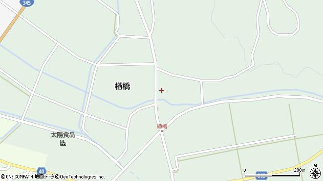 山形県酒田市楢橋大柳105周辺の地図