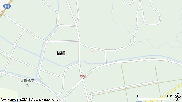 山形県酒田市楢橋大柳96周辺の地図