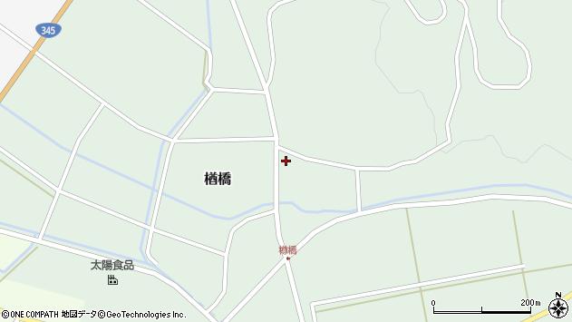 山形県酒田市楢橋大柳106周辺の地図