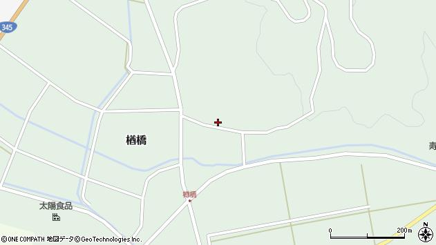 山形県酒田市楢橋大柳94周辺の地図