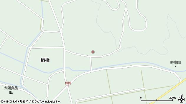山形県酒田市楢橋大柳92周辺の地図