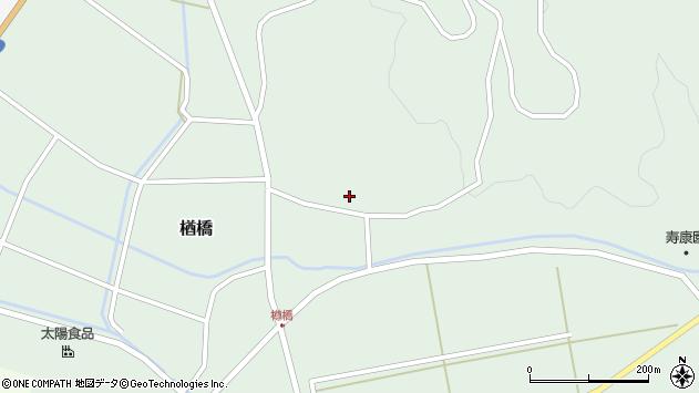 山形県酒田市楢橋大柳93周辺の地図
