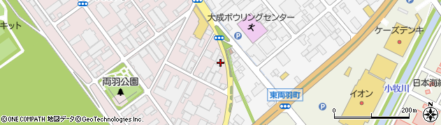 山形県酒田市両羽町238周辺の地図