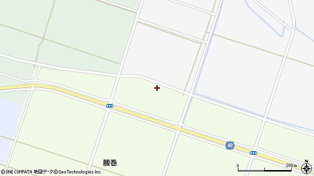 山形県酒田市飛鳥割前88周辺の地図