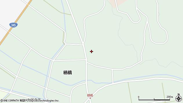 山形県酒田市楢橋大柳113周辺の地図