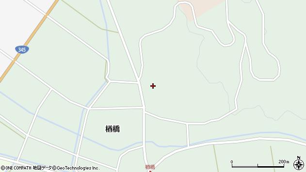 山形県酒田市楢橋大柳114周辺の地図