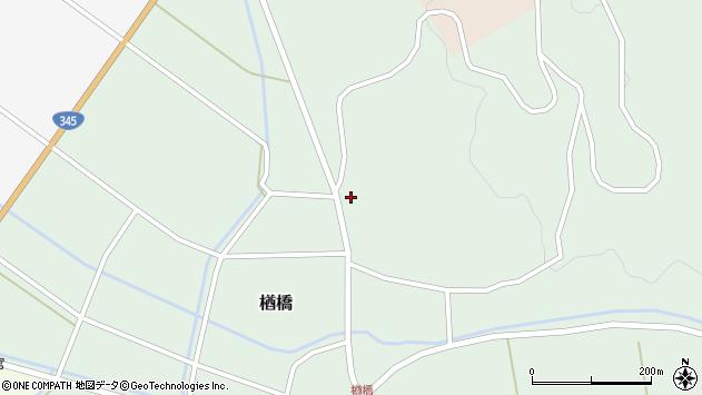 山形県酒田市楢橋大柳115周辺の地図