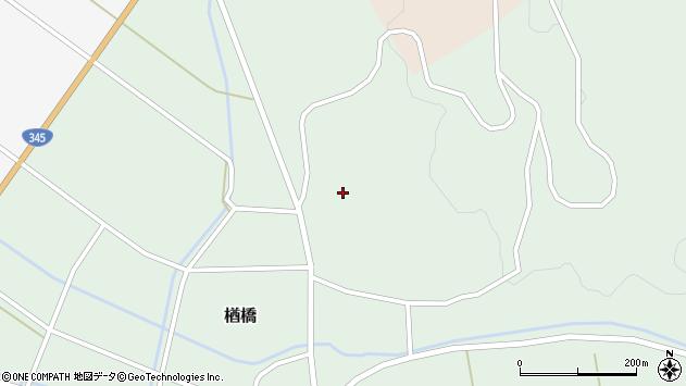 山形県酒田市楢橋大柳52周辺の地図
