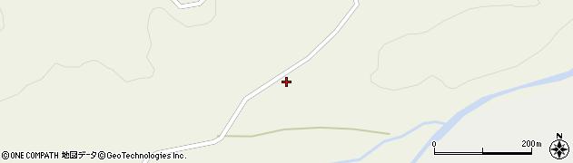 山形県最上郡金山町金山1017周辺の地図
