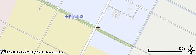 山形県酒田市仁助谷地252周辺の地図
