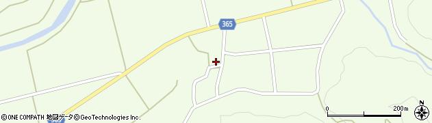 山形県酒田市中野俣中里80周辺の地図