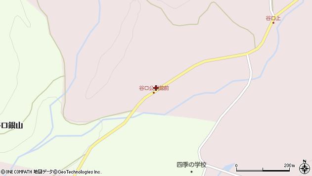 山形県最上郡金山町飛森526周辺の地図
