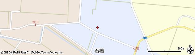 山形県酒田市石橋19周辺の地図