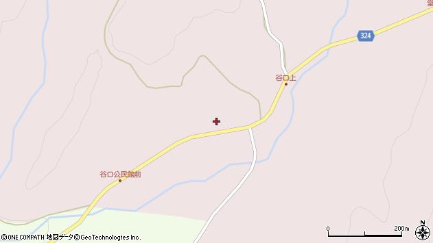 山形県最上郡金山町飛森499周辺の地図