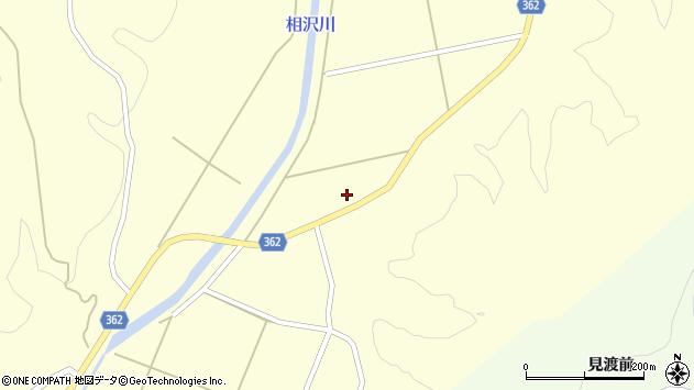 山形県酒田市北俣於楚野38周辺の地図