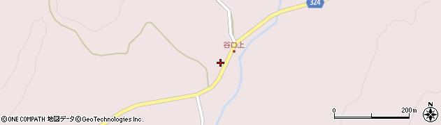 山形県最上郡金山町飛森485周辺の地図