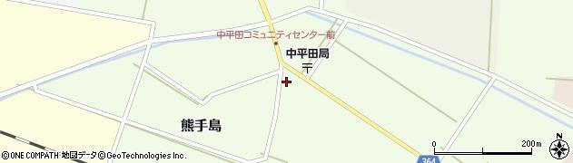山形県酒田市熊手島手興屋13周辺の地図