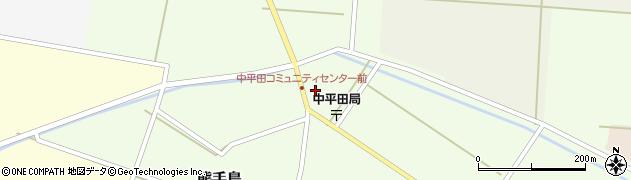 山形県酒田市熊手島中福島66周辺の地図