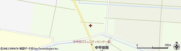 山形県酒田市熊手島道の上熊興屋周辺の地図