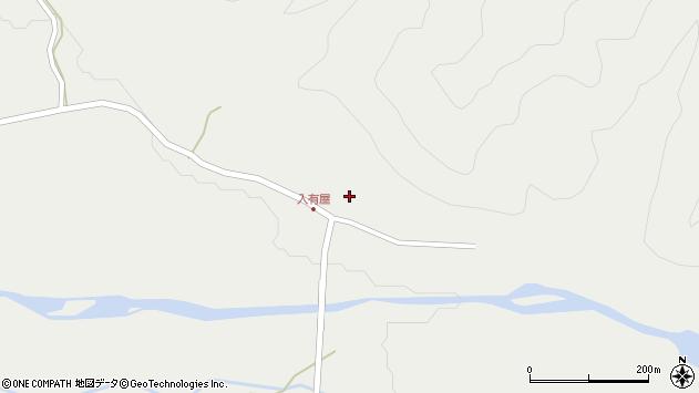 山形県最上郡金山町有屋11周辺の地図