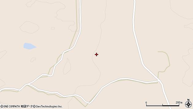 山形県酒田市生石泉山周辺の地図