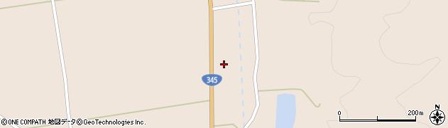 山形県酒田市生石滝野沢79周辺の地図