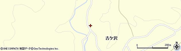 山形県酒田市北俣沢田周辺の地図