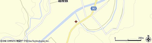 山形県酒田市北俣手代山63周辺の地図