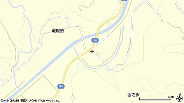 山形県酒田市北俣村下28周辺の地図