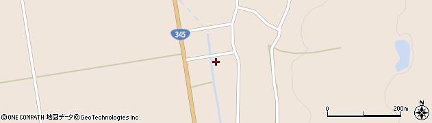 山形県酒田市生石登路田115周辺の地図