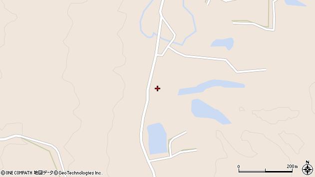 山形県酒田市生石柳沢169周辺の地図