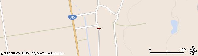 山形県酒田市生石十二ノ木166周辺の地図