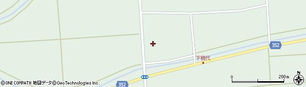 山形県酒田市横代千代桜170周辺の地図