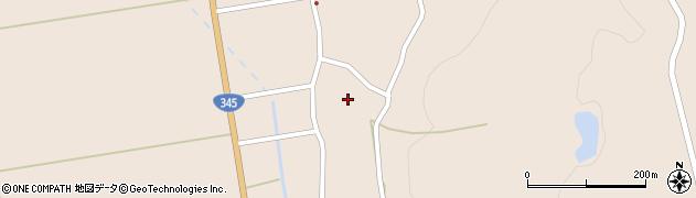 山形県酒田市生石十二ノ木201周辺の地図