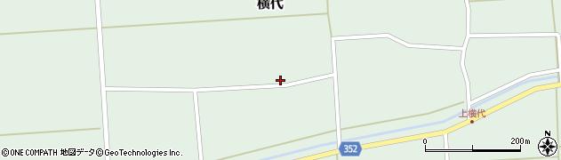 山形県酒田市横代千代桜124周辺の地図