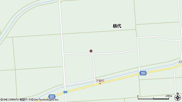 山形県酒田市横代千代桜214周辺の地図