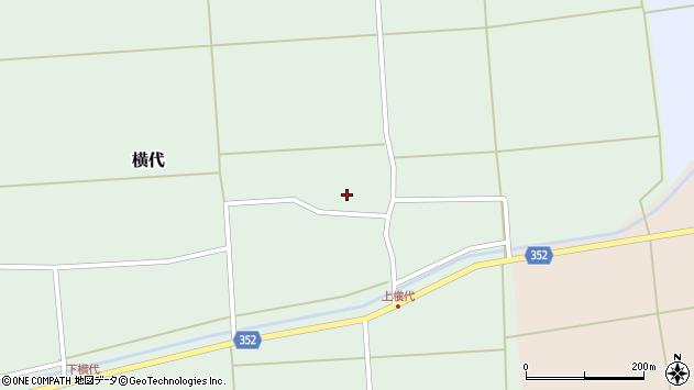 山形県酒田市横代千代桜70周辺の地図