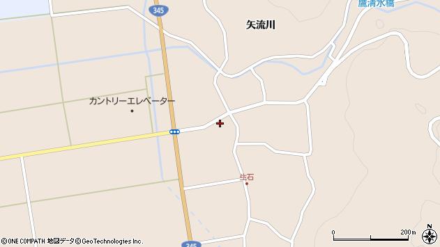 山形県酒田市生石登路田3周辺の地図