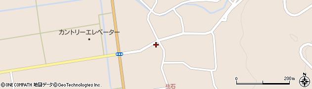 山形県酒田市生石幸田23周辺の地図
