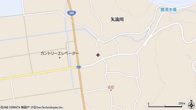 山形県酒田市生石矢口51周辺の地図