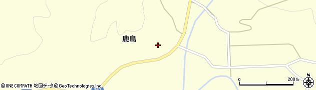 山形県酒田市北俣鹿島18周辺の地図