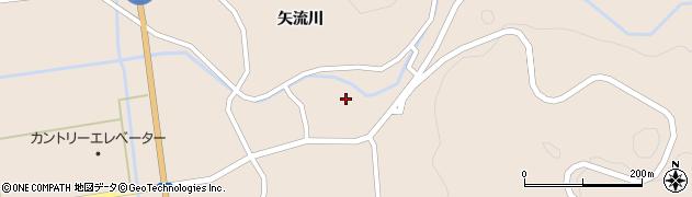 山形県酒田市生石矢流川115周辺の地図