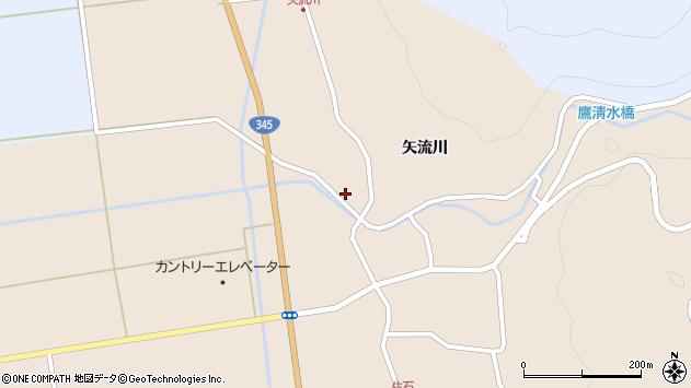 山形県酒田市生石関道80周辺の地図