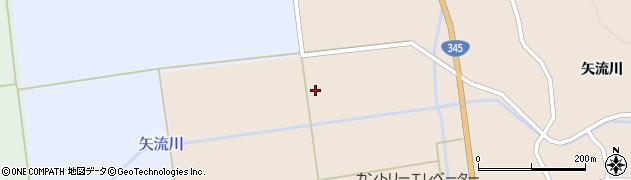 山形県酒田市生石関道230周辺の地図