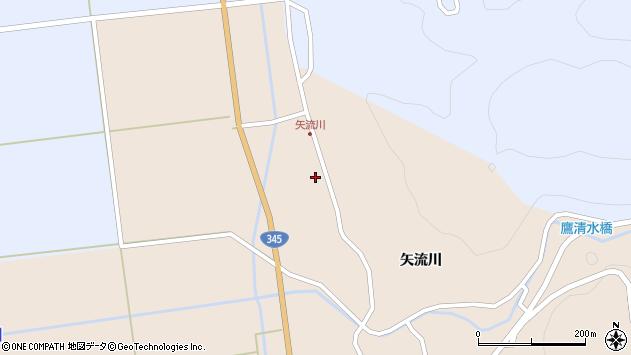 山形県酒田市生石関道55周辺の地図