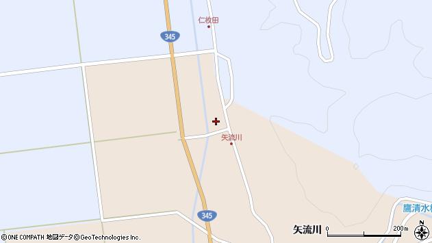 山形県酒田市生石北谷地5周辺の地図
