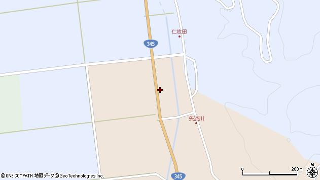 山形県酒田市生石関道16周辺の地図