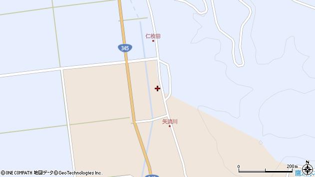 山形県酒田市生石関道12周辺の地図